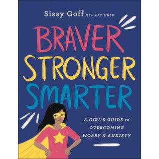 Braver Stronger Smarter (Sissy Goff), Paperback