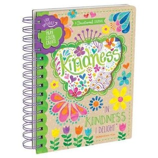 Devotional Journal - Kindness, Wirebound