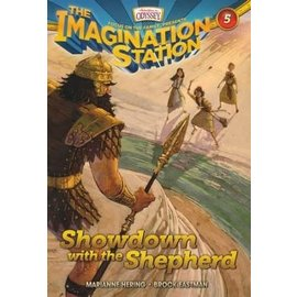 Imagination Station #5: Showdown with the Shepherd (Marianne Hering, Brock Eastman), Paperback