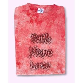 T-shirt - WD Faith Hope Love
