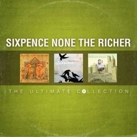 CD - The Ultimate Collection (Sixpence None the Richer)