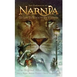 Chronicles of Narnia #2: The Lion, The Witch, and The Wardrobe (C.S. Lewis), Paperback