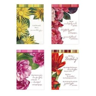 Boxed Cards - Birthday, Beautiful Sentiments