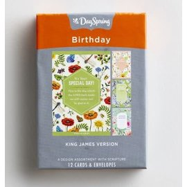 Boxed Cards - Birthday, Bumblebee
