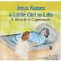 Jesus Raises a Little Girl to Life (Jim Reimann)