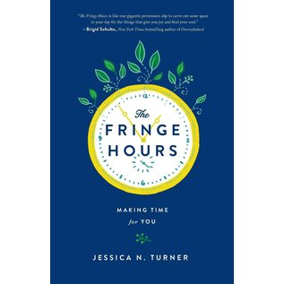 The Fringe Hours (Jessica Turner), Paperback