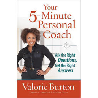 Your 5-Minute Personal Coach (Valorie Burton), Paperback