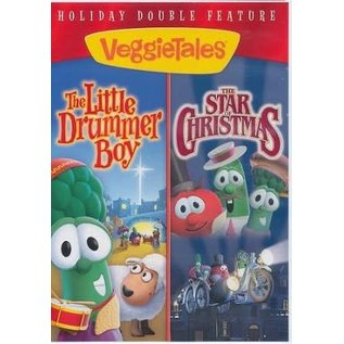 DVD - Veggie Tales, The Little Drummer Boy/The Star of Christmas