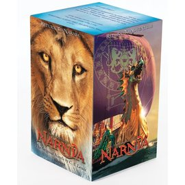 Chronicles of Narnia #1-7 (C.S. Lewis), Mass Market Paperbacks
