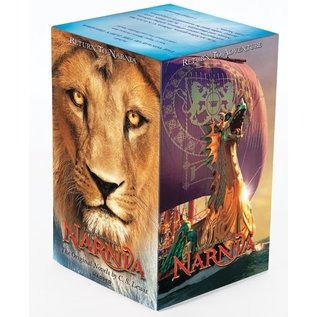 Chronicles of Narnia Movie Tie-in Box Set (C.S. Lewis), Mass Market Paperbacks