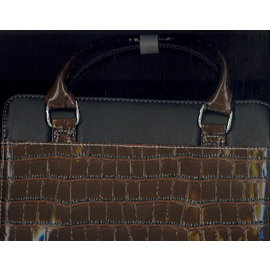 Bible Cover - Brown Purse