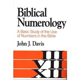 Biblical Numerology (John J. Davis), Paperback