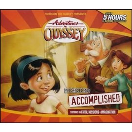 CD - Adventures In Odyssey #6: Mission Accomplished