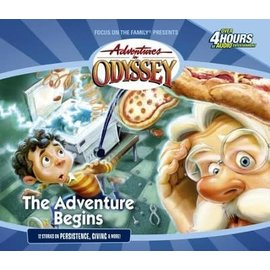 CD - Adventures in Odyssey #1: The Adventure Begins