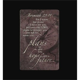 Pocket Card - Jeremiah 29:11