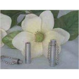Anointing Oil - Aluminum Capsule, Keychain