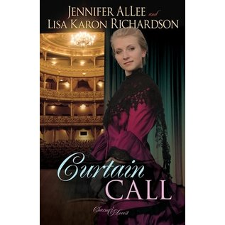 Charm & Deceit #3: Curtain Call (Jennifer AlLee, Lisa Karon Richardson), Paperback