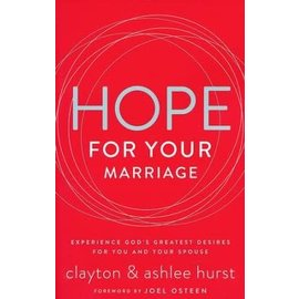 Hope for your Marriage (Clayton and Ashlee Hurst), Paperback