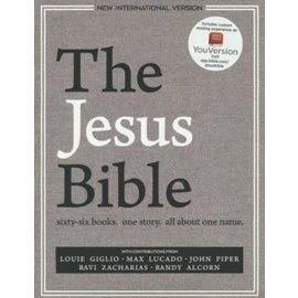 NIV The Jesus Bible, Hardcover