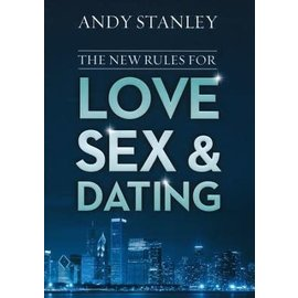 The New Rules for Love, Sex & Dating (Andy Stanley), Paperback