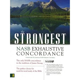 NASB The Strongest Exhaustive Concordance