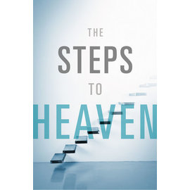 Good News Bulk Tracts: The Steps to Heaven