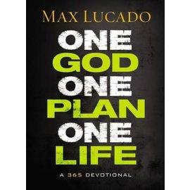 Devotional - One Plan, One God, One Life (Max Lucado)