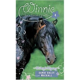 Winnie the Horse Gentler #4: Midnight Mystery (Dandi Daley Mackall), Paperback