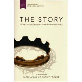 KJV The Story, Hardcover