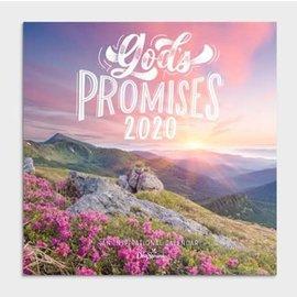 2020 Calendar - God's Promises