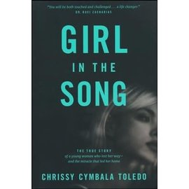 Girl in the Song (Chrissy Cymbala Toledo), Paperback