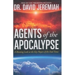 Agents of the Apocalypse (David Jeremiah), Hardcover