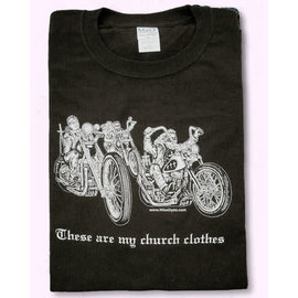 T-shirt - WD Church Clothes