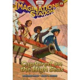 Imagination Station #14: Captured on the High Seas (Marianne Hering, Nancy I. Sanders), Paperback