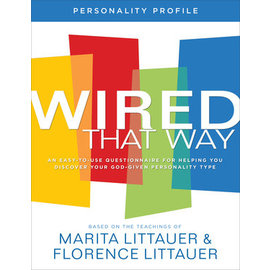 Wired that Way Personality Profile (Marita Littauer, Florence Littauer), Booklet