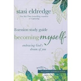 Becoming Myself, Study Guide (Stasi Eldredge), Paperback