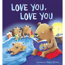 Love You, Love You, Board Book