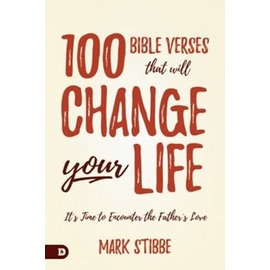 100 Bible Verses that will Change Your Life (Mark Stibbe), Hardcover