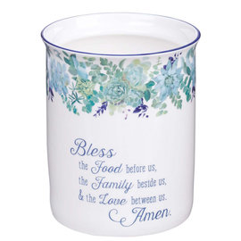 Utensil Holder - Bless the Food