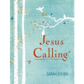 Jesus Calling Large Print (Sarah Young), Hardcover