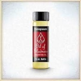 Anointing Oil - Pomegranate, 1/2 oz