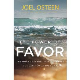 The Power of Favor (Joel Osteen), Hardcover