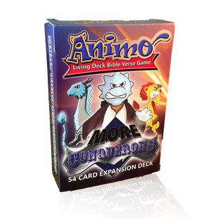 Animo Expansion Deck: More than Conquerors
