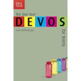 One Year Devos for Teens, Volume 1 (Susie Shellenberger)