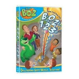 DVD - Boz: Thank You God for B-O-Zs and 1-2-3s