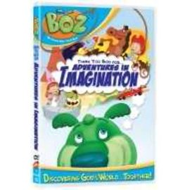 DVD - Boz: Thank You God for Adventures in Imagination