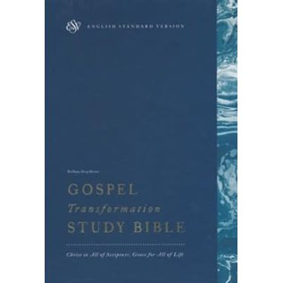 ESV Gospel Transformation Study Bible, Deep Brown TruTone