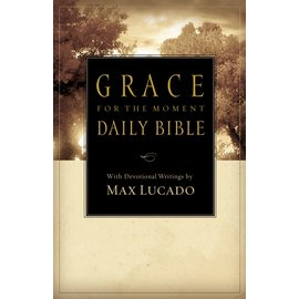 NCV Grace for the Moment Daily Bible, Paperback