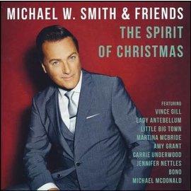 CD - The Spirit of Christmas (Michael W. Smith)
