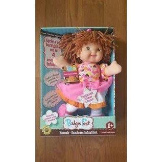 Hannah Prayer Doll, Spanish